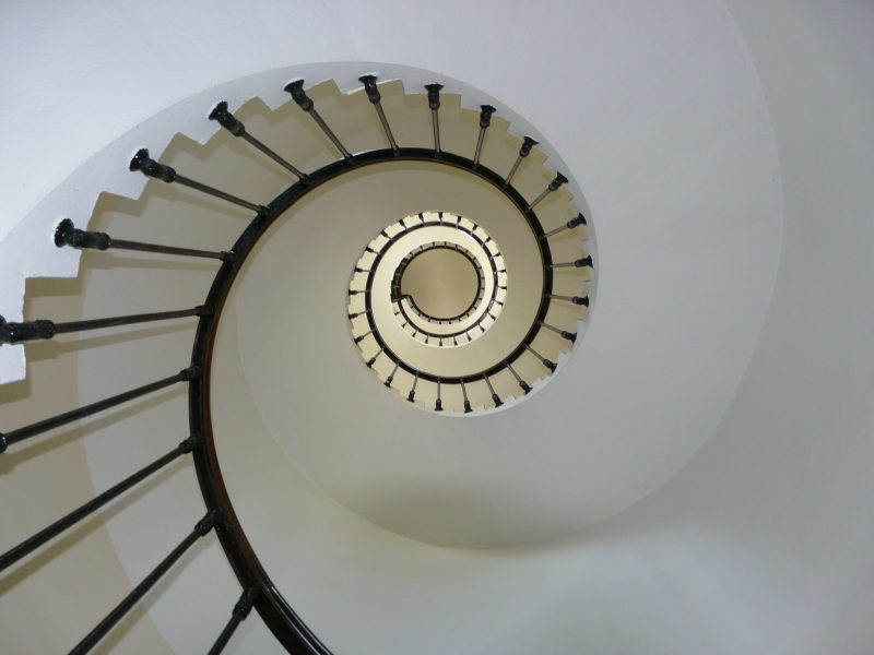 staircase-snail-lighthouse